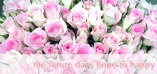the future days hope to happy